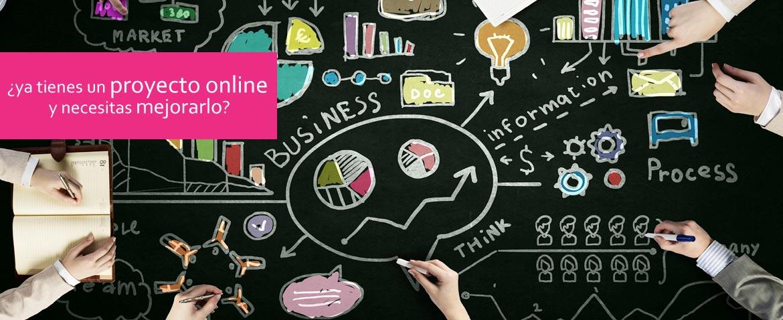 mejora tus proyectos online
