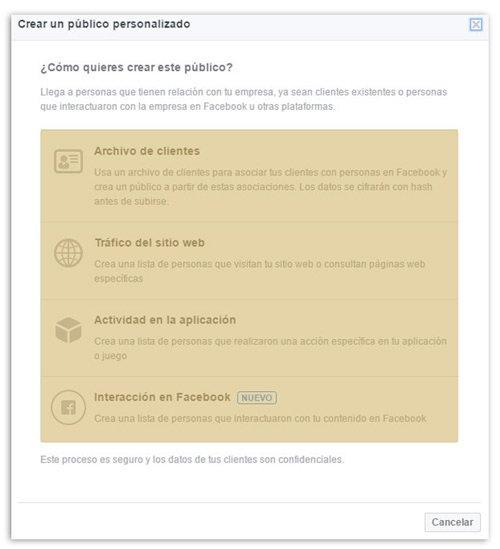 personalizar-publico-facebook