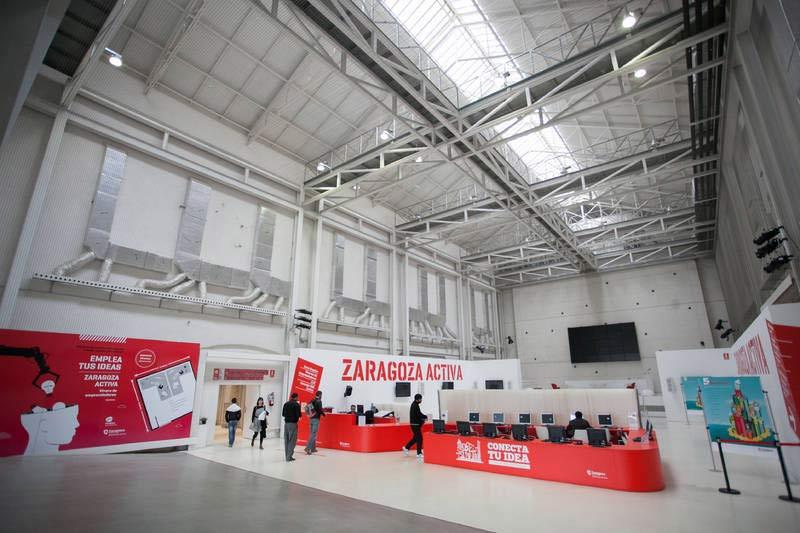Startup Pirates en Zaragoza Activa