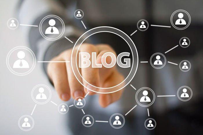 Un blog te ayuda a posicionar en internet