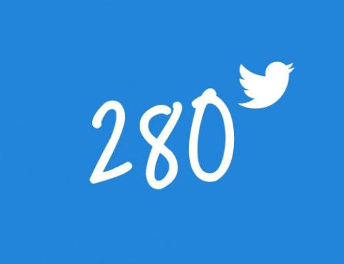 Cambios en Twitter: 280 caracteres